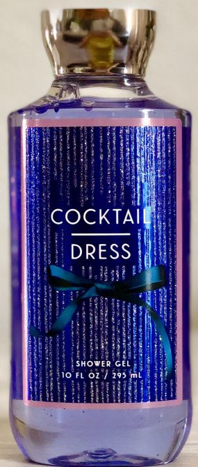"ДУШ ГЕЛ ""COCKTAIL DRESS"""